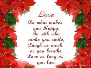 Love Quotes - Theory of love