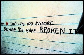 Depression Quotes - Can't Love Anymore