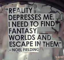 Noel Fielding Depression Quote