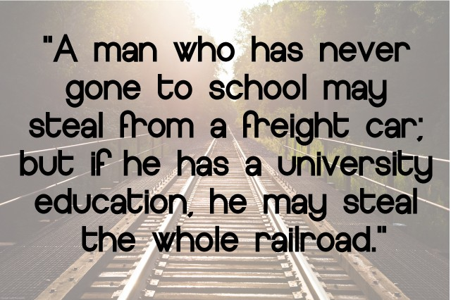 Education Quotes From Theodore Roosevelt Quotes About Life