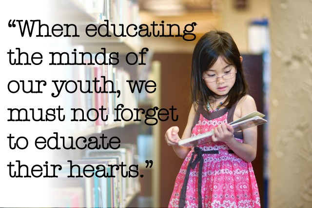 Dalai Lama Quotes   Educating the hearts