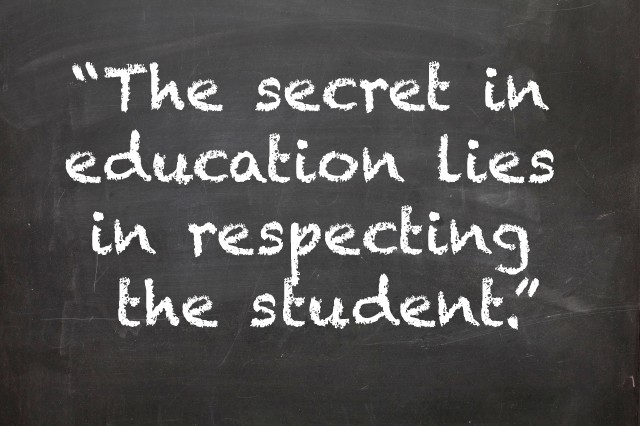 Education Quotes   Ralph Waldo Emerson